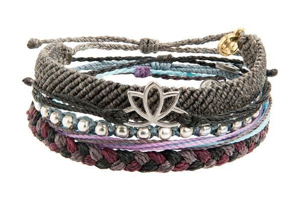 Charm Bracelet - magenta-ish purple by VIDA VIDA 8hTx3uj