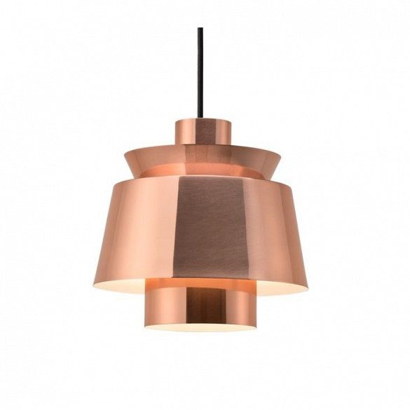 For Scandinavian Furniture Go Beyond Ikea With These 11 Brands Lamp Copper Pendant Lamp Suspension Light