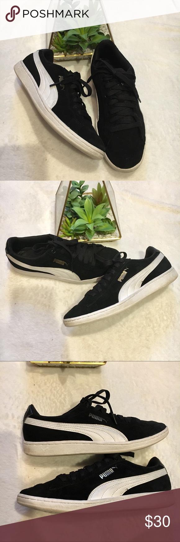 Puma Suede Memory Foam Sneakers | Puma
