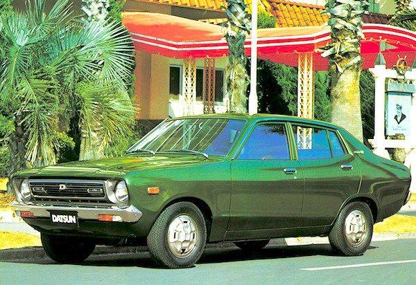 Zimbabwe Nissan Sunny Datsun Classic Japanese Cars