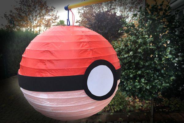Super einfach: DIY Laterne für Pokemon Fans! ⋆ Moms Blog, der praktische Familienblog!