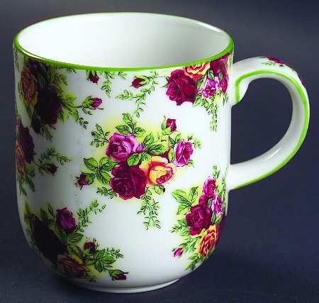 Royal Albert Afternoon Tea at Replacements, Ltd