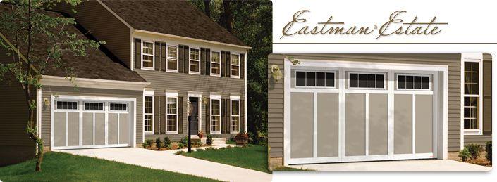 Garaga Eastman Estate Model E 12 14 X 7 Claystone Ice White