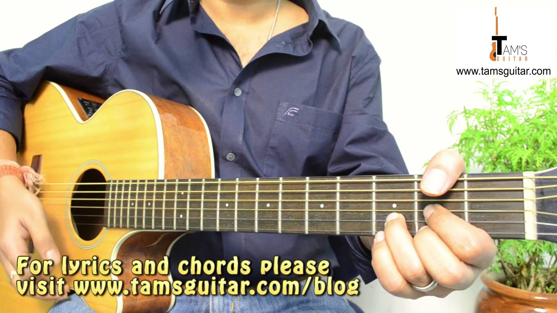 When You Say Nothing At All Ronan Keating Guitar Lesson Easy Song