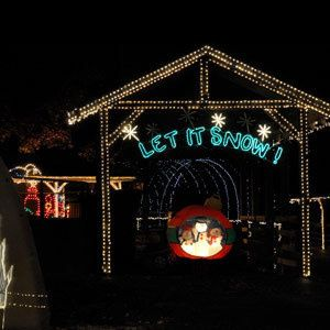 Exceptional Branson Trail Of Lights Where: Branson, MO Is An Animation Display That  Leads Visitors Through A Historic 160 Acre Homestead, Including A One Mile  Trail ... Nice Ideas