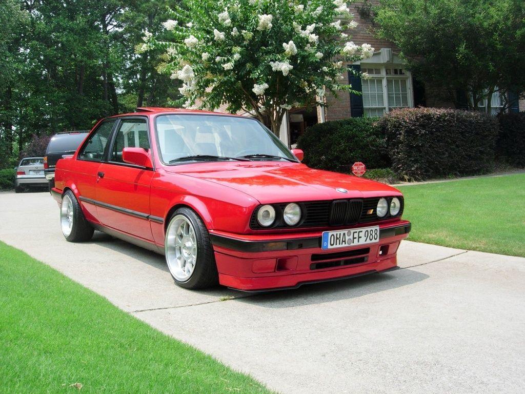 Image Result For Red Is E Red E Pinterest E Bmw - Bmw 1989 e30