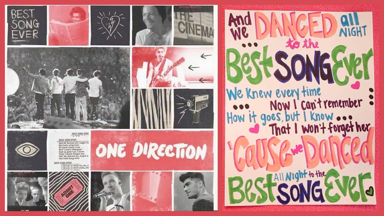 One direction scrapbook ideas - One Direction Scrapbook Ideas 2