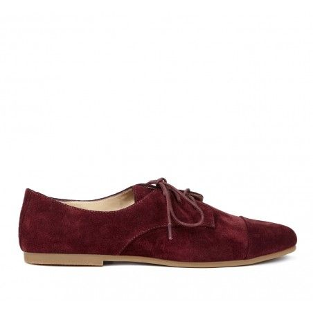 Sole Society - Suede oxfords - Frieda
