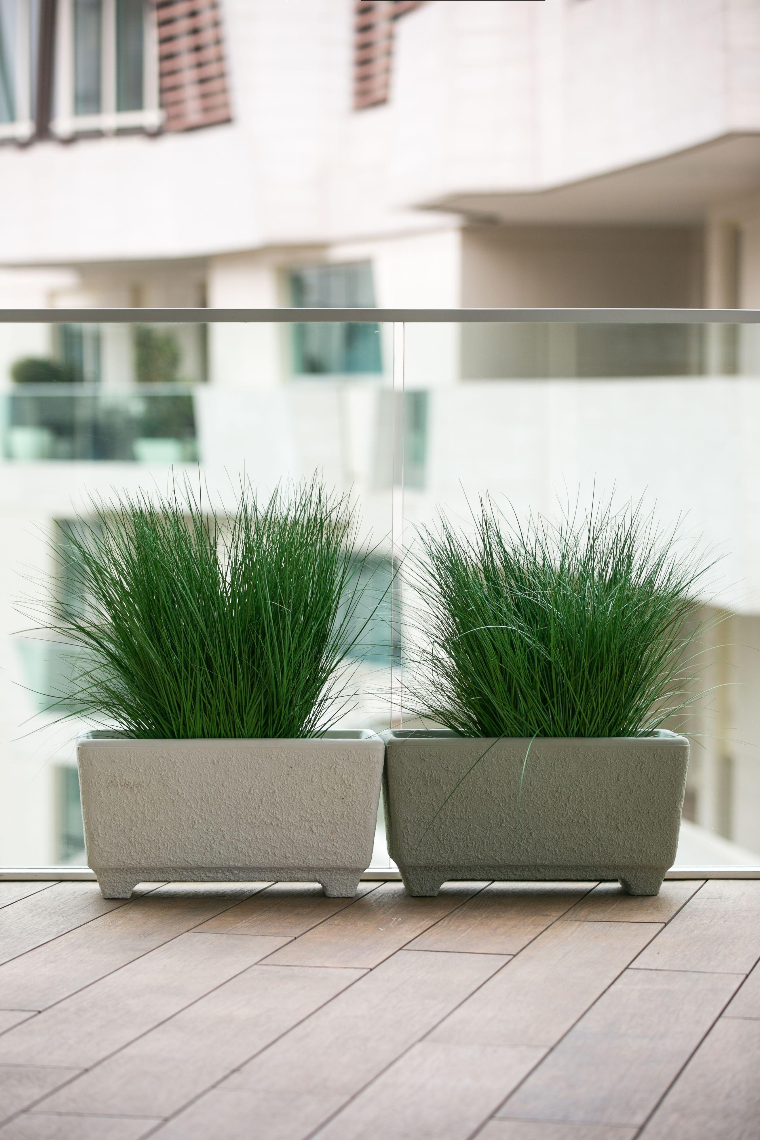 Serralunga Pots #graniglia #garden #collection #outdoor #indoor #1825  #plastic
