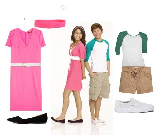 Troy and Gabriella | Troy, Costumes and Halloween costumes