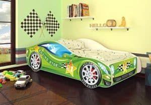 Kinderbett Auto Grun Kinder Bett Kinderbett Und Kinderbett Auto
