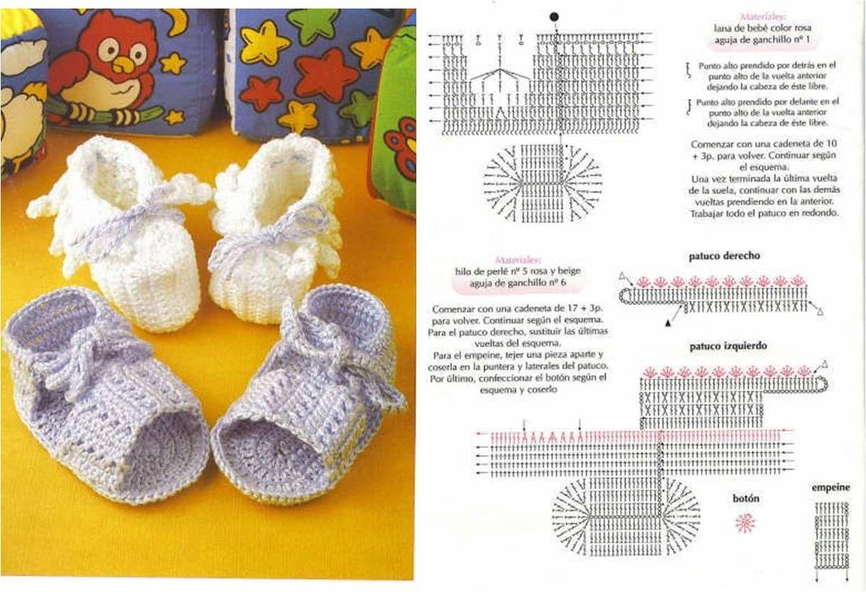 Solo esquemas y diseños de crochet | Bebes 2 | Pinterest | Esquemas ...