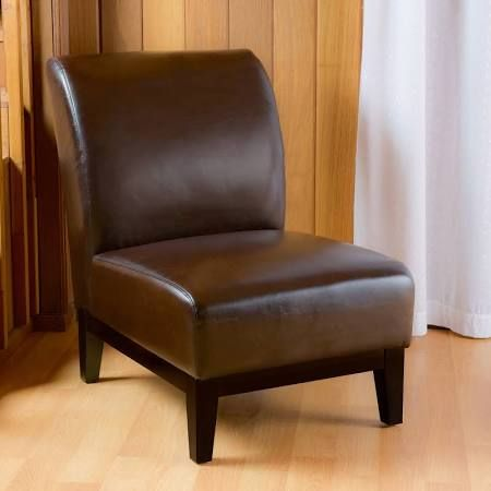 leather accent chair - Google Search