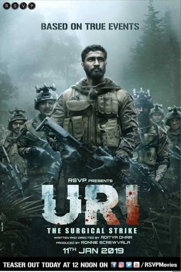 Uri The Surgical Strike Movie Challa (Main Lad Jaana