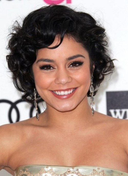 short hairstyles for wavy hair | 2017 Short Curly Hairstyles - Goostyles.com | Curly hair styles ...