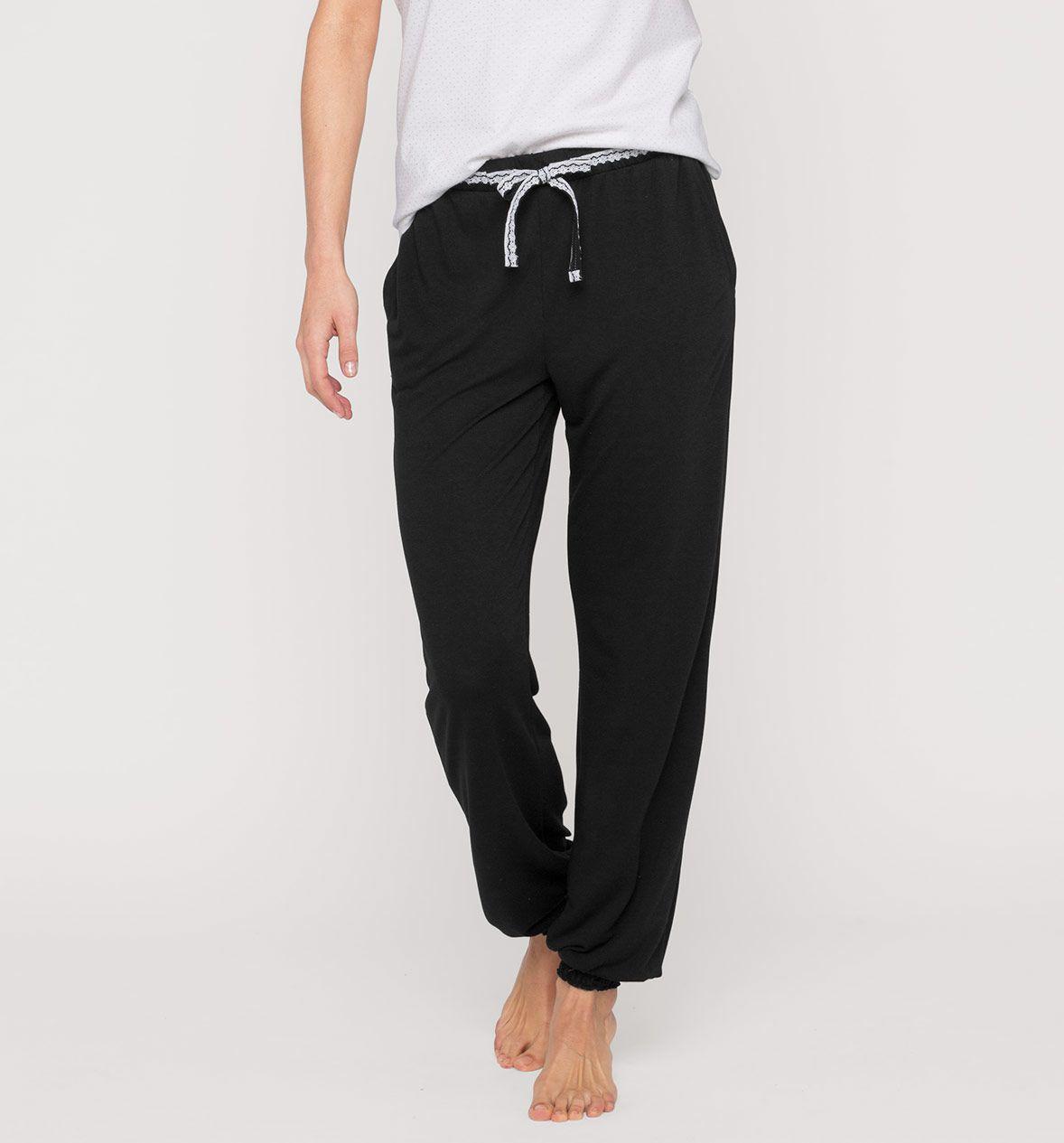 Pantalon De Pijama C A Pantalones De Pijama Pantalones Y