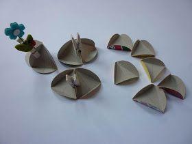 Riciclo Creativo - Craft and Fun: Palline di Natale di carta riciclata