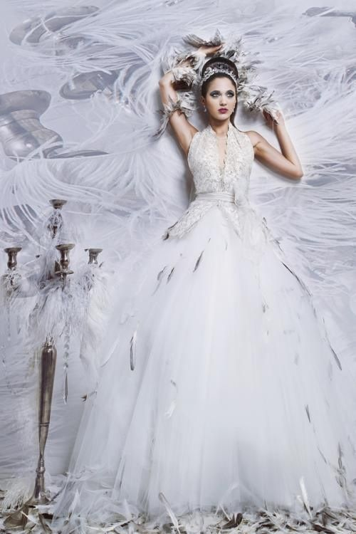 Jordi Dalmau 2013 Fall Bridal Collection