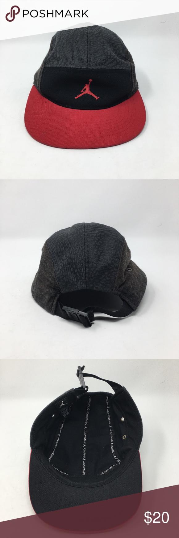 b36b9be08a1 Air Jordan Cement Hat Air Jordan Cement Hat. OSFA. Slight fading  throughout. Overall good condition. Jordan Accessories Hats
