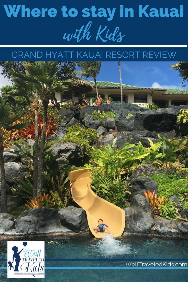 5 reasons the grand hyatt kauai is freat for families