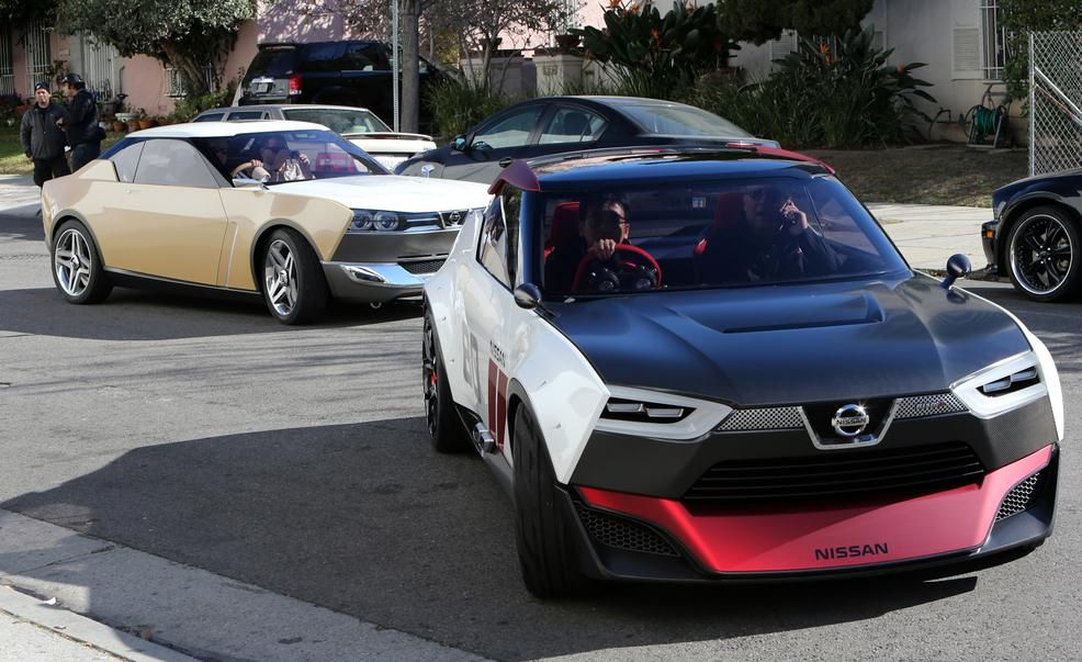 Nissan Idx Freeflow Idx Nismo Concept Cars Pinterest Nissan