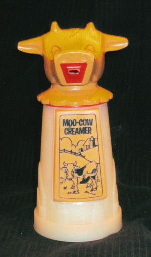 The Allee Willis Museum of Kitsch » MOO COW CREAMER, my Grandma ...