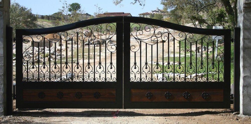 Automatic Driveway Gate Installation Magnolia Tx Solar Gates Driveway Gates