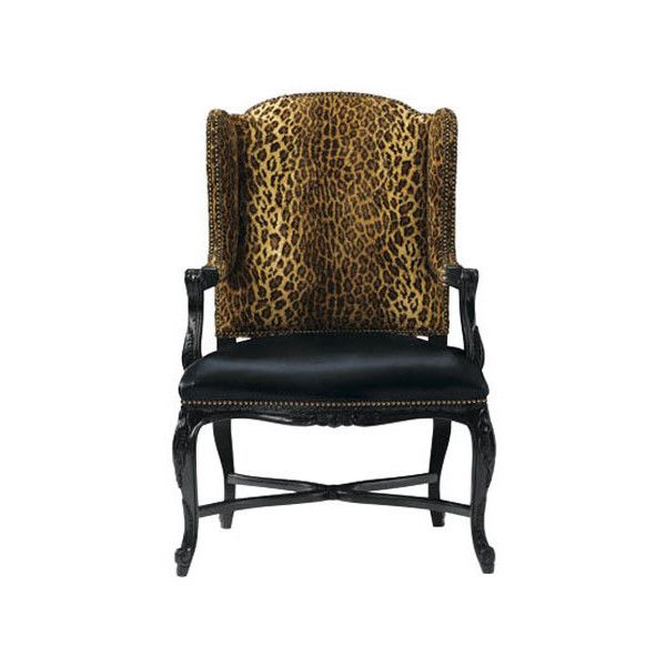 Wing Chairs - Furniture - Advice - House Beautiful ❤ liked on Polyvore featuring chair