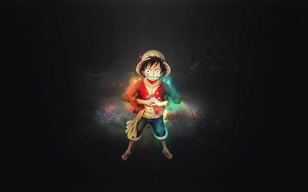 Wallpaper Hd Kartun One Piece