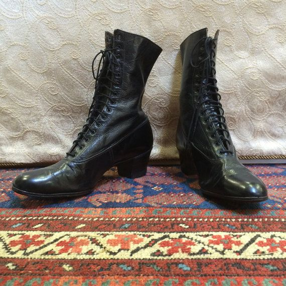 Black Boots Female