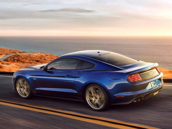2018 Ford Mustang Updated Kelley Blue Book