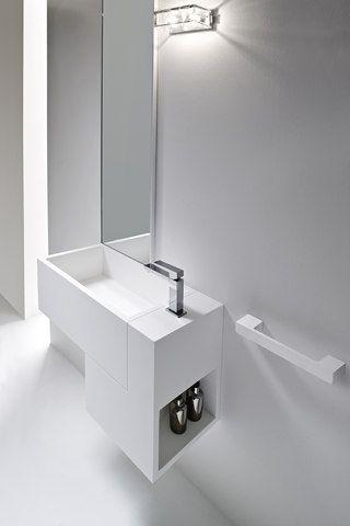 Rexa Design Waschtisch Dieses Modell Gibt Es Auch Auf Mass Und Als