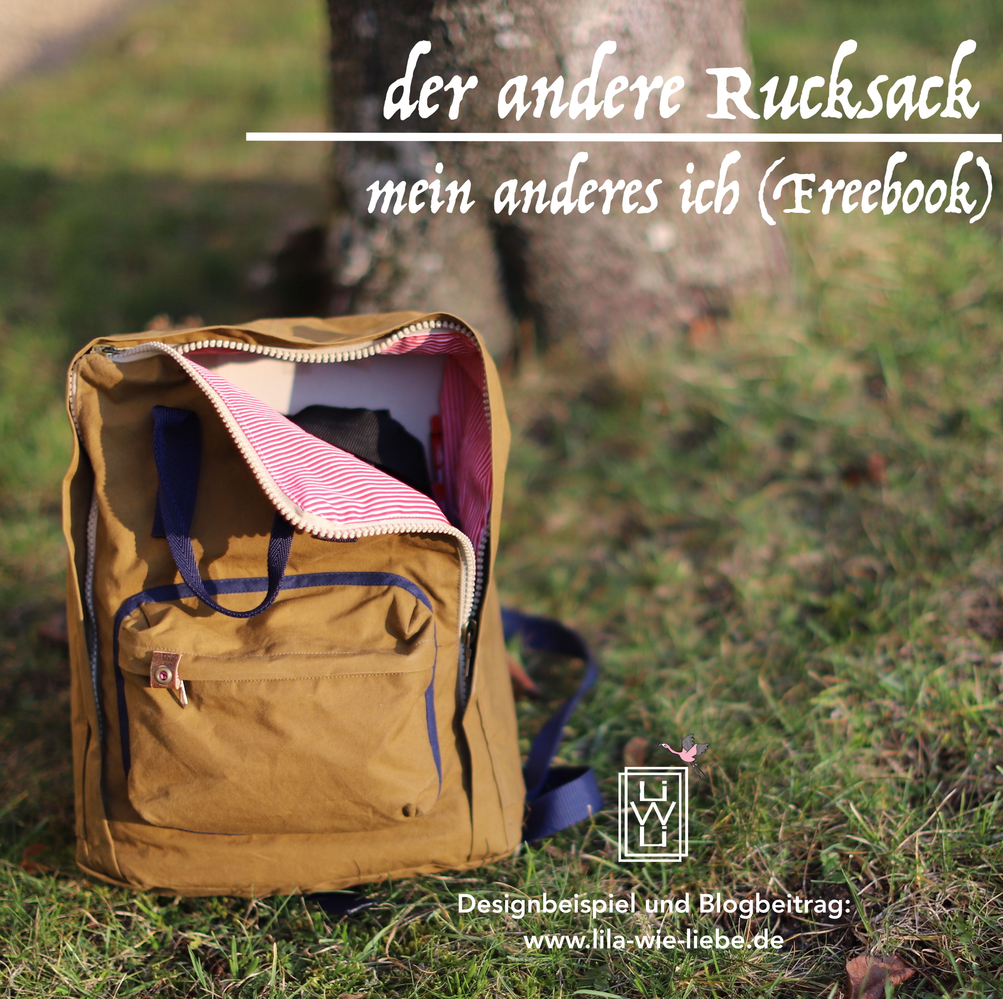 Photo of The Other Backpack – Freebook (My Other Me) – Purple as Love
