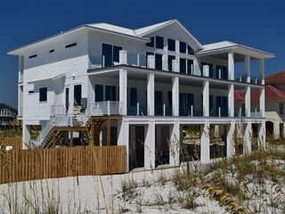 Gulf Front 9 Bedroom Home With Pool Beach Als Pinterest Pensacola And Spa