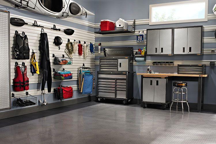Unique Garage Cabinet Systems organization