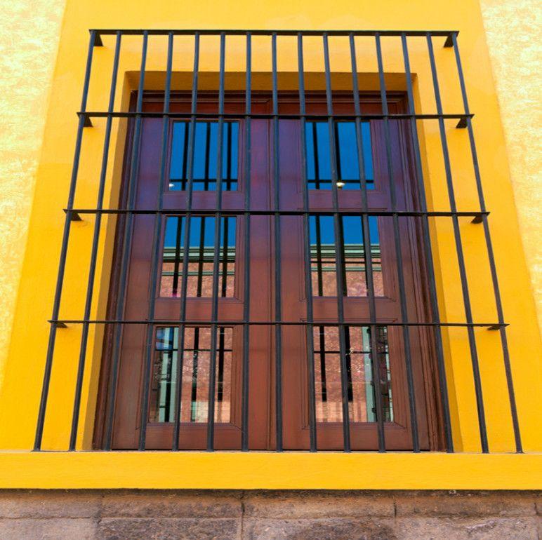 Decorative Window Security Bars Uk
