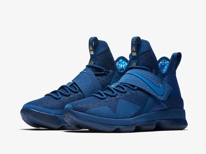 Nike LeBron 14 Agimat Release Date. The Agimat Nike LeBron 14 pays homage  to the