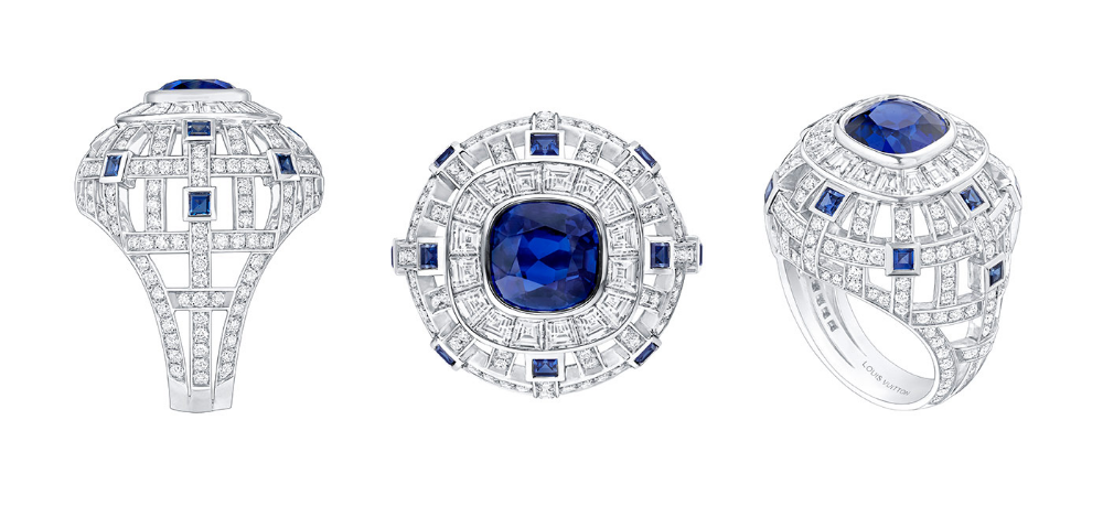 Louis Vuitton Riders Of The Knights Collection Le Royaume Ring