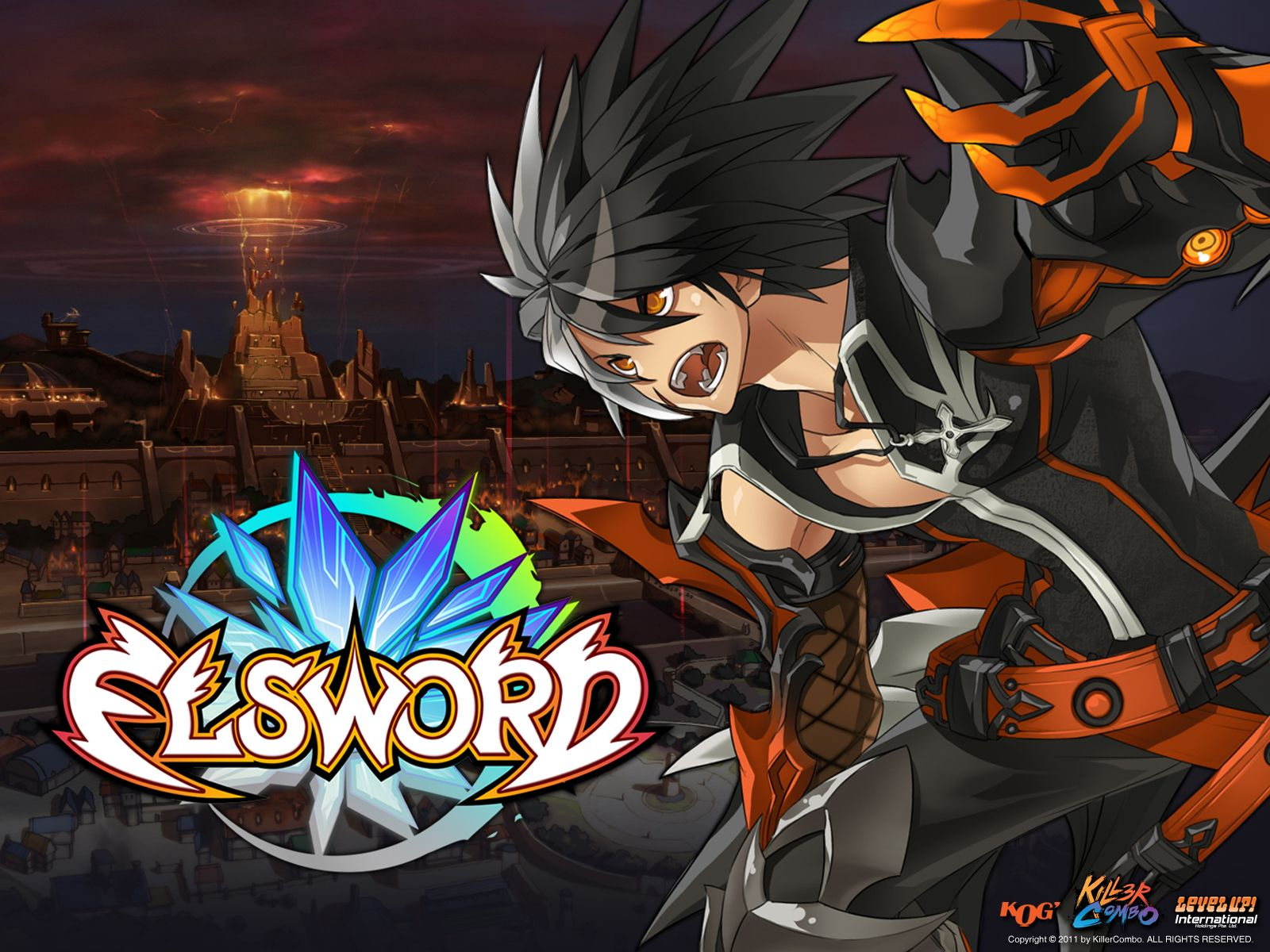 Lu elsword hd wallpapers backgrounds wallpaper 3d wallpapers lu elsword hd wallpapers backgrounds wallpaper voltagebd