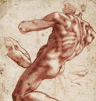 Closer to the Master Michelangelo Drawings