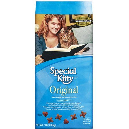special kitty originial cat food 7 lbs