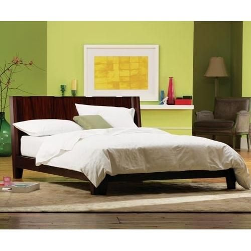 Beautiful Mahagony Platform Bed