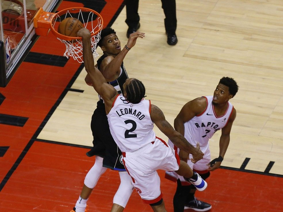 Toronto Raptors vence Bucks, fecha série e vai à final da NBA pela ...