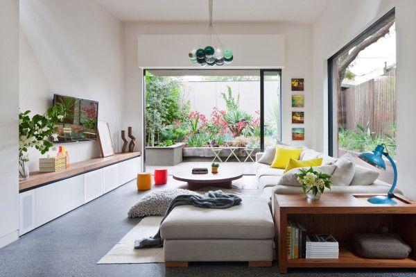 Fitzroy House by Techne Architects | Salón, Decoración de interiores ...