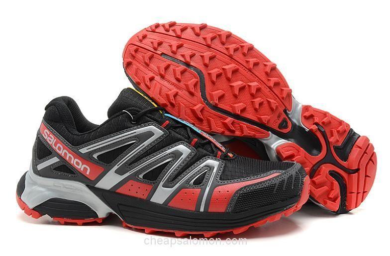 e3ed9b3c3519 coupon for z80184 salomon xt hornet trail running mens shoes black grey red  2523b 7d68f