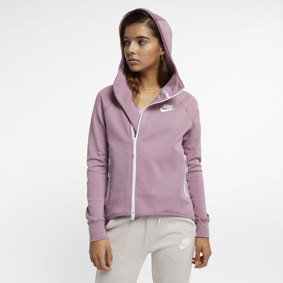 Sportswear Tech Fleece Women's Full Zip Cape | Nike