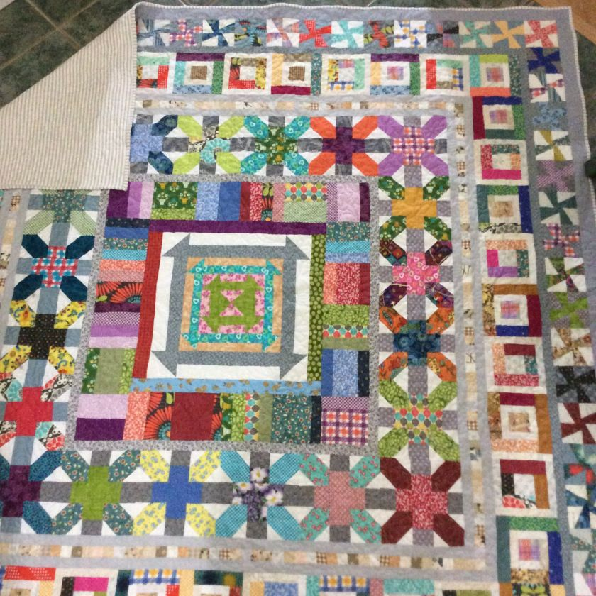Katy Lucy, the Quilt | Quilt festival, Medallion quilt and Scrappy ... : katy quilt - Adamdwight.com