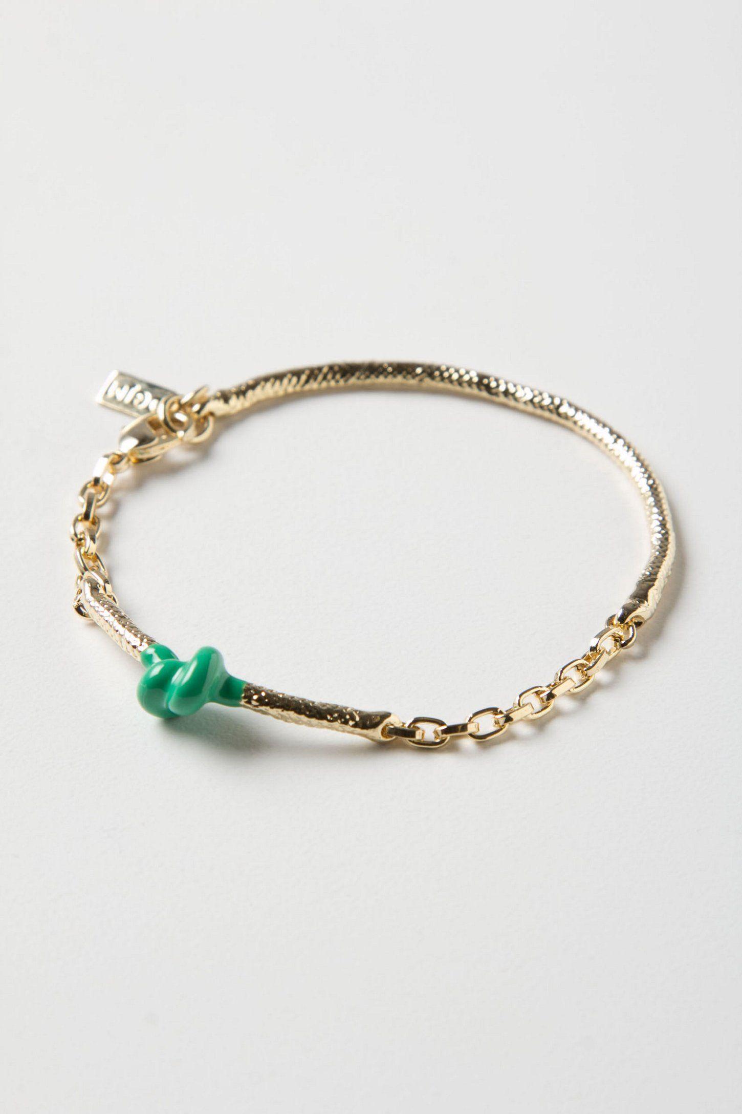 Bubblegum knot necklace anthropologie my style pinterest