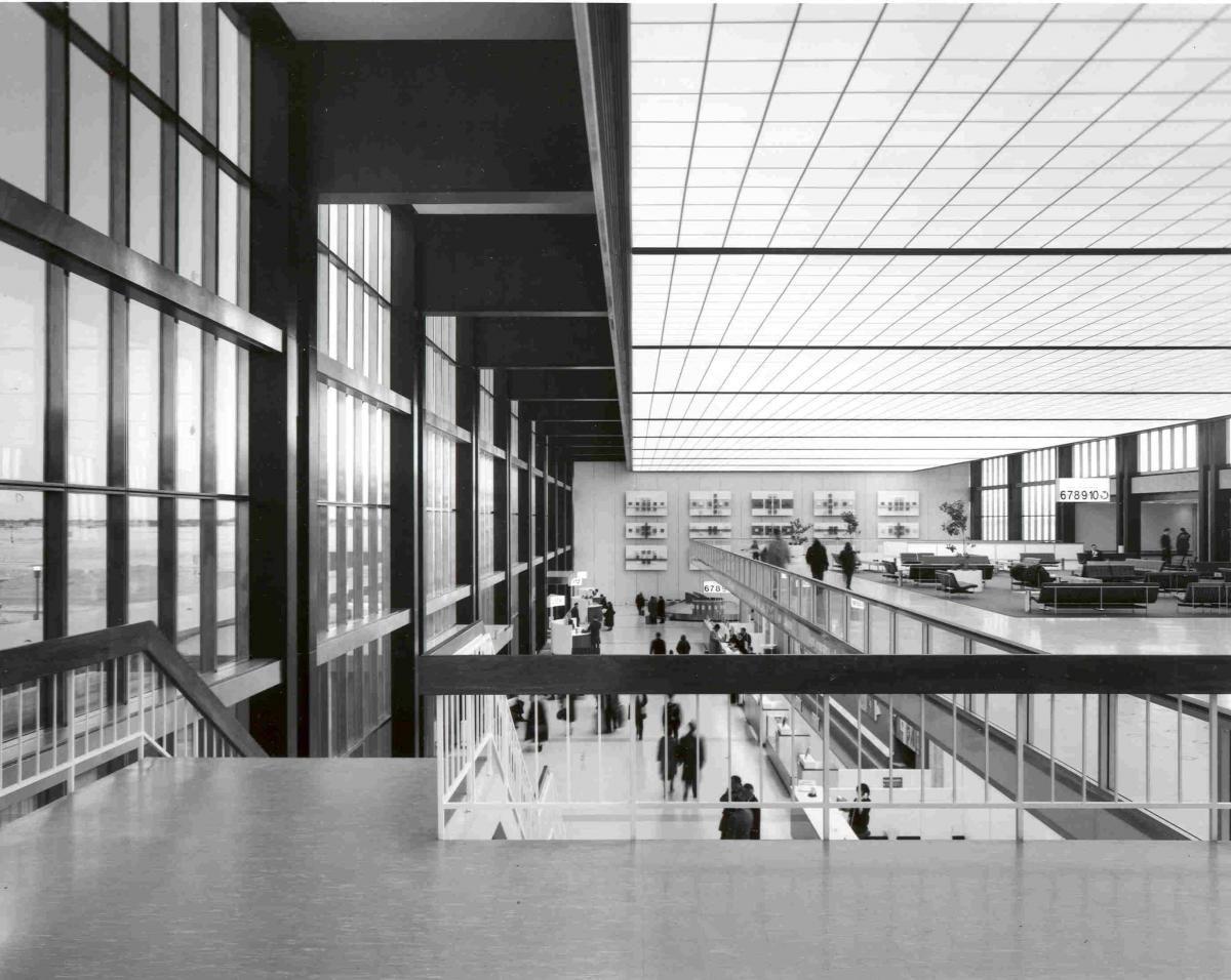 Winnipeg James Armstrong Richardson International Airport.