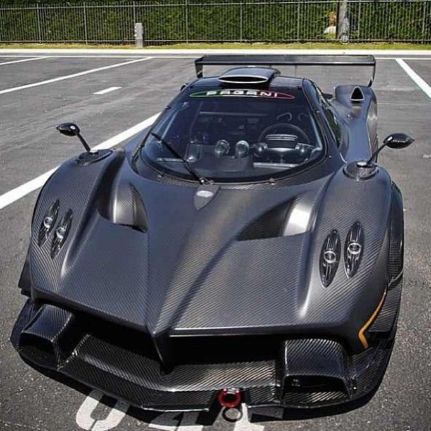 Pagani Zonda R - (EXPLORE) | Pagani zonda, Carbon fiber and Cars